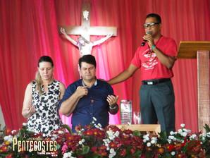 Arquidiocese de Cuiabá celebra grande Jubileu de Ouro em Pentecostes 2017