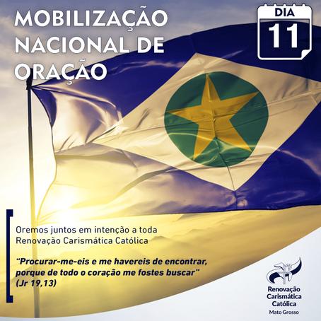 Mobilização Nacional de Oração - ABRIL