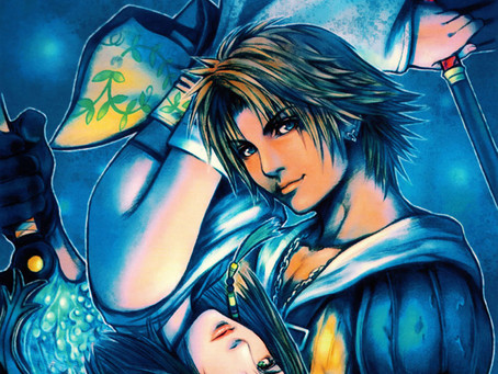 The Art of...Final Fantasy X Review