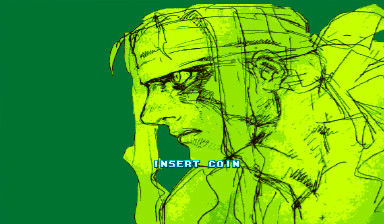 From Sketches to Pixels - Street Fighter III The New Generation