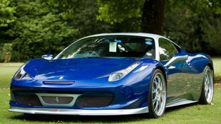 Ferrari 458 Wilton Hoiuse  3 2013.jpg