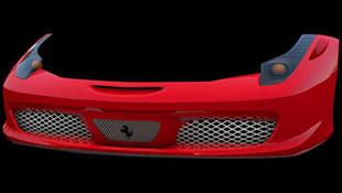 Carbon Vented Front Bumper RM.jpg