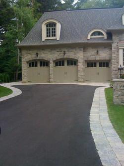 New Driveway plus Masonry