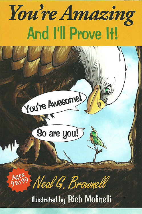 You're Amazing And I'll Prove It! - Ebook PDF