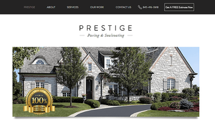 Prestige Paving & Sealcoating