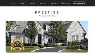 Prestige Paving & Sealcoating