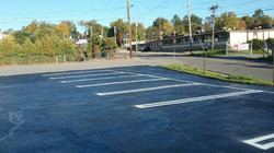 New Parking Lot plus Lines