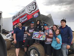 Logan & his family @ Rock Springs 2019