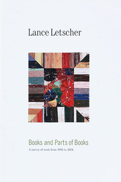 Lance Letcher: Books and Parts of Books