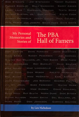 My Personal Memories and Stories of The PBA Hall of Famers