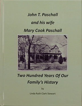 John T. Paschall and His Wife Mary Cook Paschall