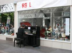 kleines Klavierkonzert