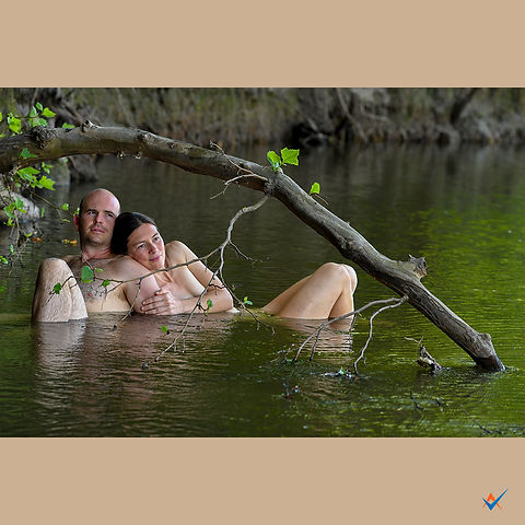 Couple's Holistic Photography by PK