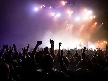 Un concert de musique