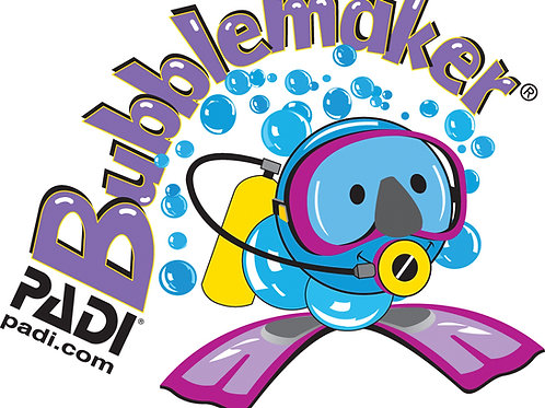 PADI Bubblemaker Experience