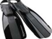 Tusa SF-(5000/5500) Liberator X-Ten Open Heel Fins