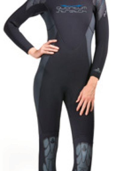 Akona 7mm Quantam Stretch Wetsuit - Men
