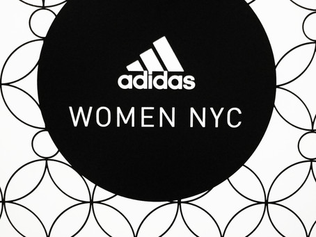Y O G A with ADIDAS women community