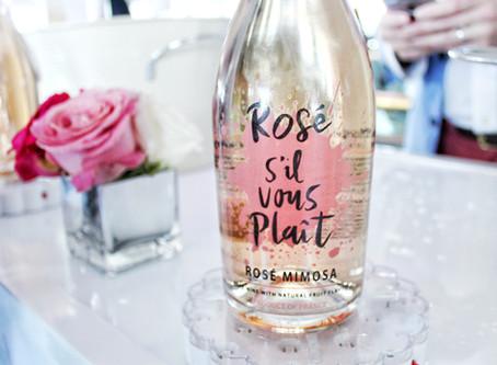 La Nuit en Rosé | Sippin Wine On A Yacht