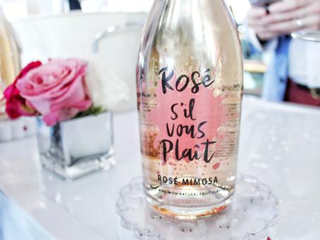 La Nuit en Rosé   Sippin Wine On A Yacht