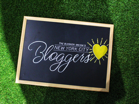 Blogger Meetup, Working w/Brands | via STORY at Macy's