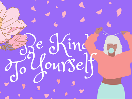 5 Ways To Be Kind To Yourself