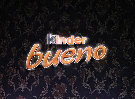 KINDER bueno Sweeteasy | A Speakeasy Style POP-UP