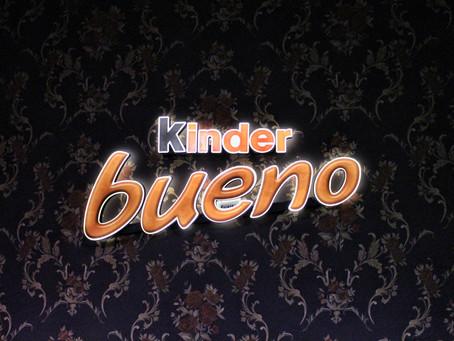 KINDER bueno Sweeteasy   A Speakeasy Style POP-UP
