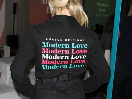 Modern Love, New Amazon Prime Series.