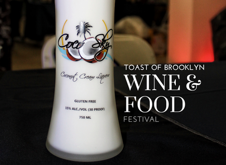 Toast Of Brooklyn Wine & Food Festival