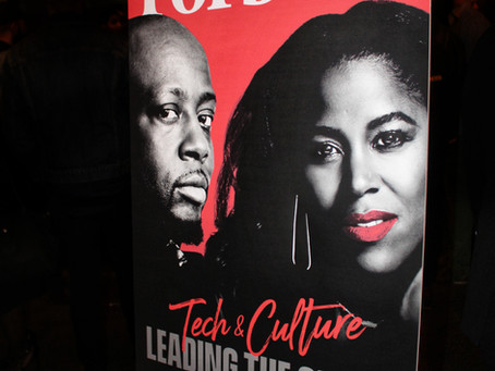 Forbes.8 w/Wyclef Jean | Fueled By Culture