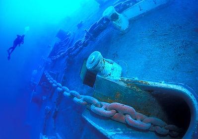 Scuba Diving USS Spiegel Grove Key Largo