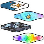 Innovative Scuba Slap Strap New Designs