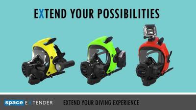 Ocean Reef Space Extender IDM