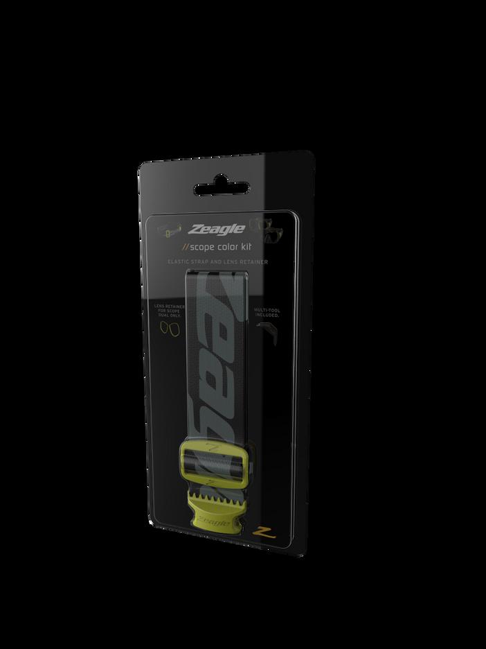 Zeagle Scope Yellow Elastic Strap
