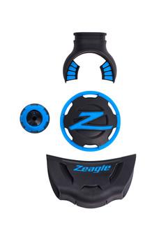 Zeagle F8 Blue Color Kit