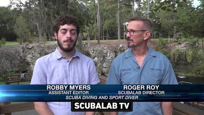 ScubaLab TV: Tovatec Fusion 530 Dive Light