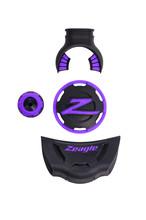 Zeagle F8 Purple Color Kit