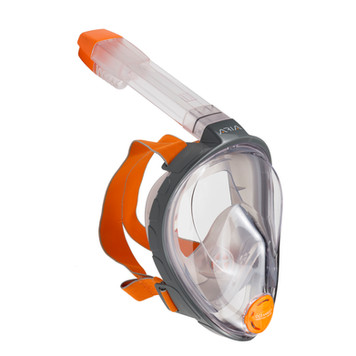 Ocean Reef Aria Full Face Snorkel Mask - Angle View