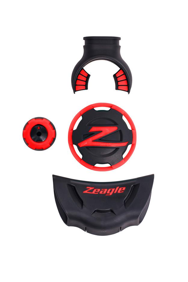 Zeagle F8 Red Color Kit