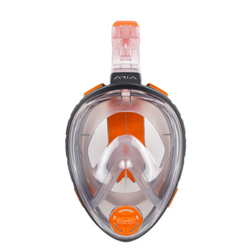 Ocean Reef Aria Full Face Snorkel Mask - Front View