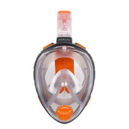 Ocean Reef Aria Full Face Snorkel Mask - Front View