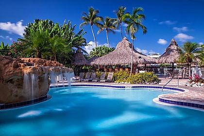 Holiday Inn Key Largo Pool and Tiki Bar