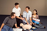 First Aid, CPR and AED Course