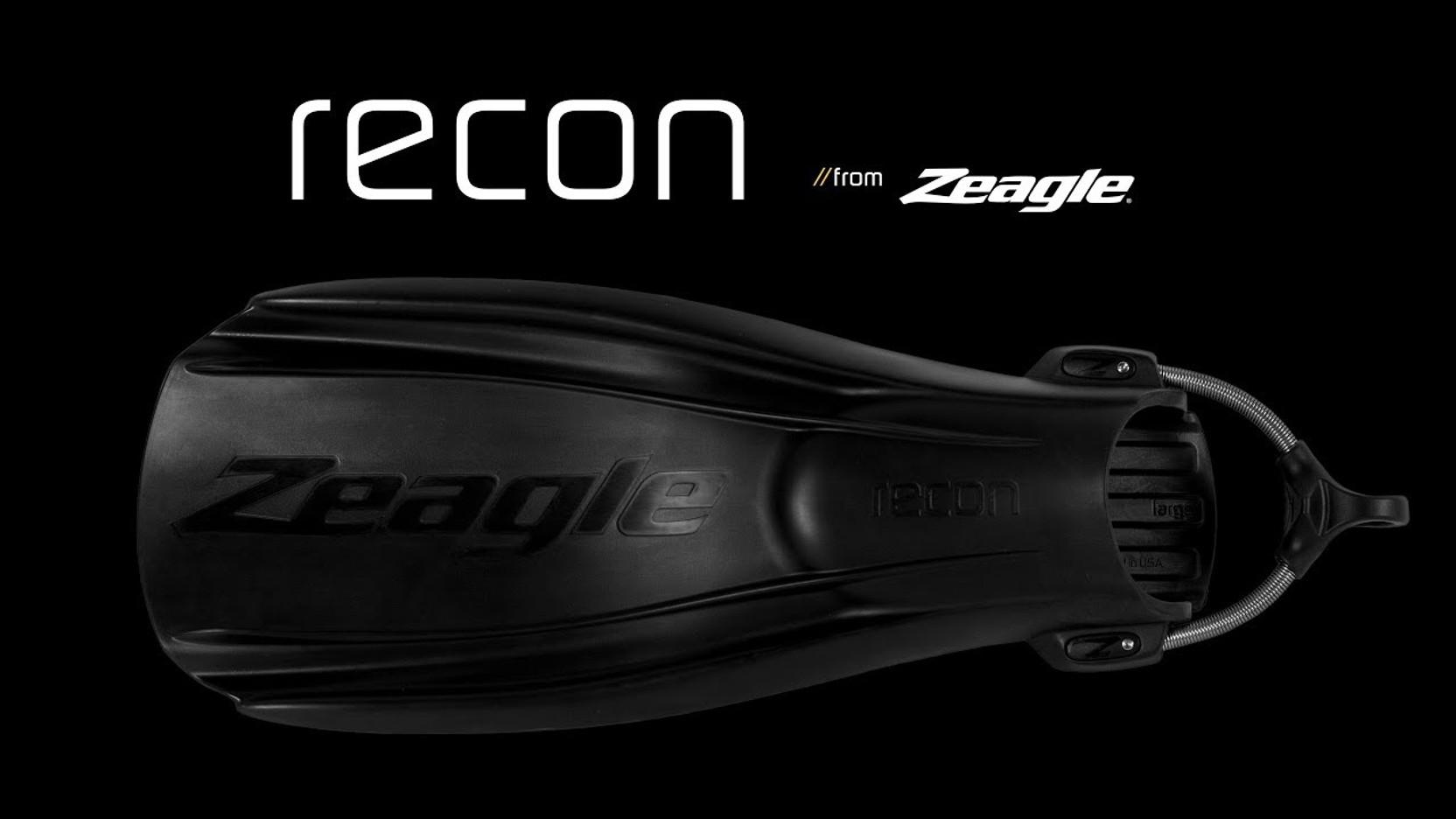 Zeagle Recon Fins Video