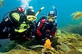 Drysuit Scuba Diver Course