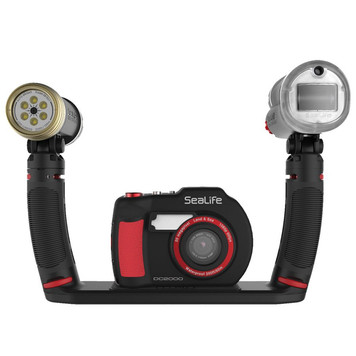 Sealife DC2000 Underwater Camera with Optional Accessories in the Pro Duo Set
