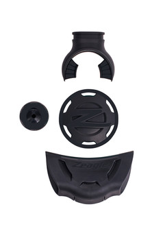 Zeagle F8 Black Color Kit