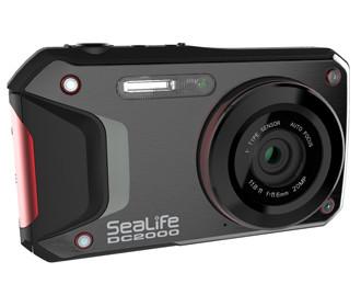 Sealife DC2000 Underwater Camera - Inner Camera