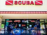 Scuba Frisco Storefront
